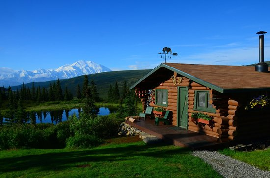 The Lodge At Camp Denali...meeting Place