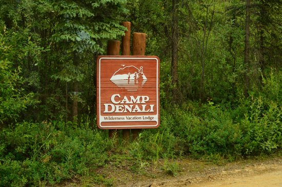 Camp Denali: You've arrived!
