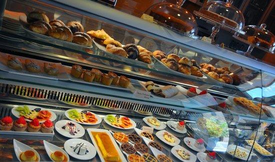 Zibibbo Cafe: Ecco la vetrina !!!
