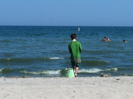 Sodus Point Beach