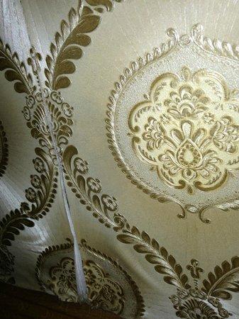 Hotel Balada Nej: torn wallpaper