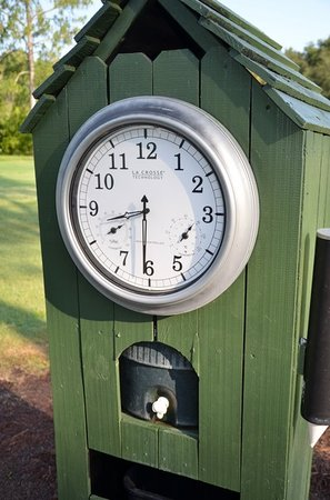 Ocala National Golf Club : Watch your time, no slow play.