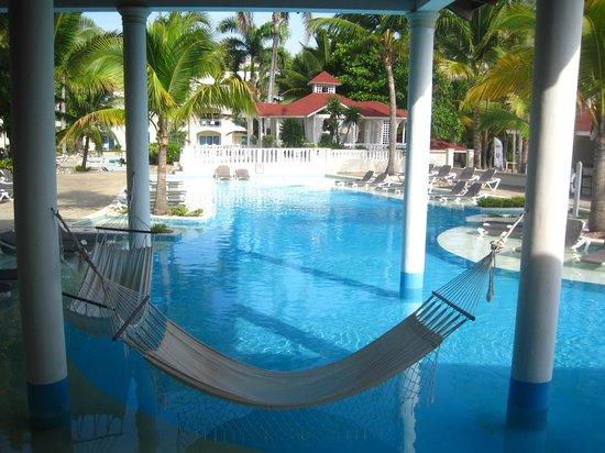 Cofresi Palm Beach & Spa Resort : hammock