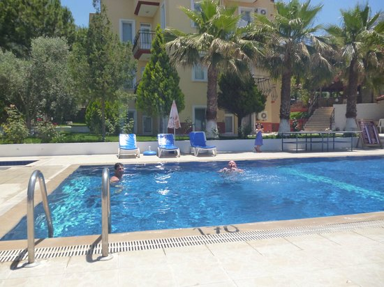 Eftelya Apart Hotel: Pool