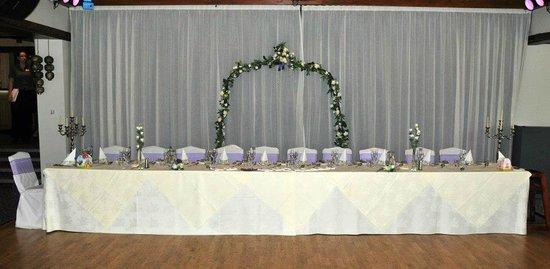 Three Horseshoes Country Inn & Spa: Wedding Breakfast