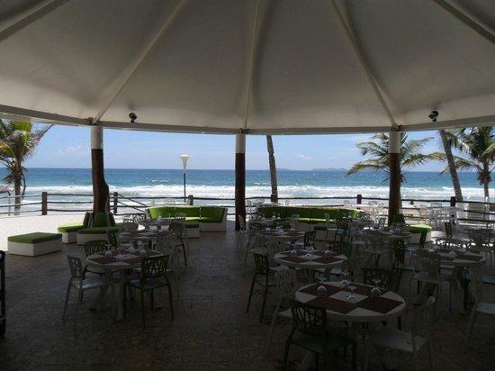 Agua Dorada Beach Hotel by LIDOTEL: Entrada de la Churuata