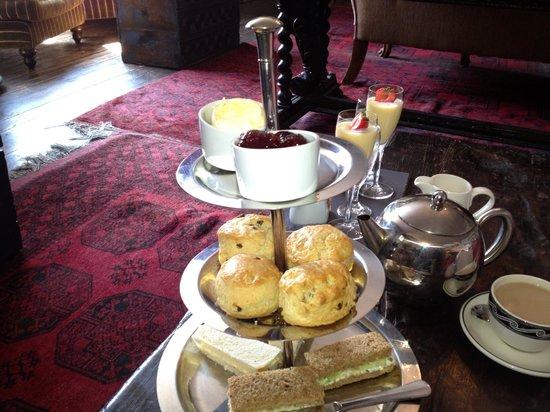 Moonfleet Manor Hotel : Afternoon Tea at the Manor