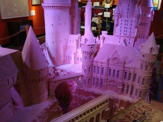 Ripley's Believe It or Not! Baltimore: Harry potter castle