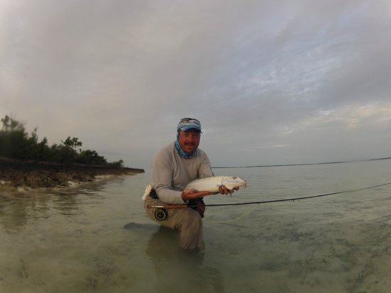 Tiamo Resort: Tiamo Bone Fishing