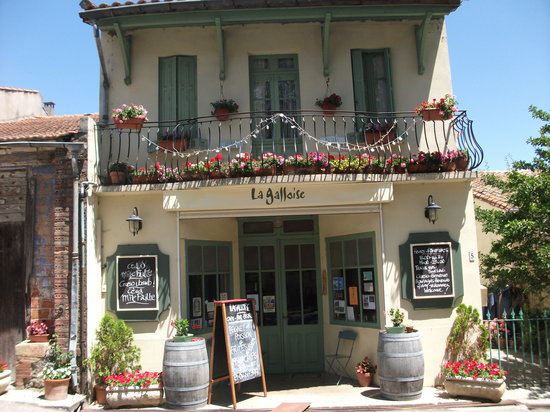 La Galloise: Restaurant