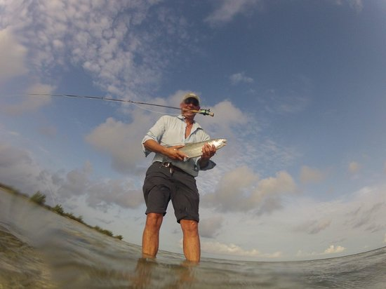 Tiamo Resort: Tiamo Bone Fishing
