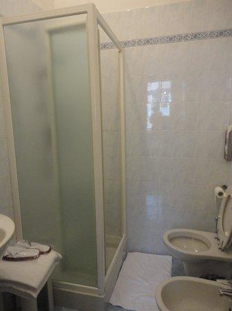 Hotel Hesperia : Banheiro