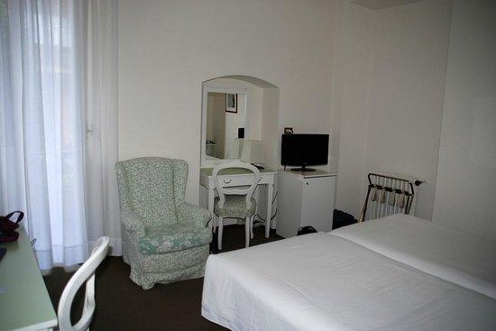 Hotel Du Lac: Room 33