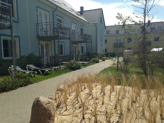 Dorfhotel Sylt: Appartmentbereich