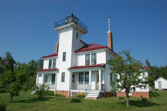 Raspberry Island Lighthouse Tour