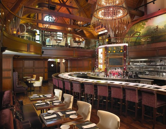 Chapel Grille: Cathedral Bar
