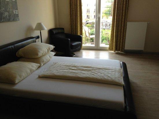Hotel Villa Toskana: View of room