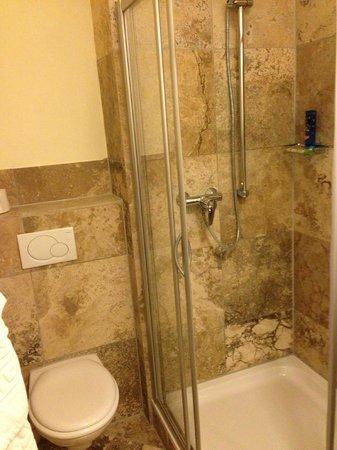 Hotel Villa Toskana: Bathroom