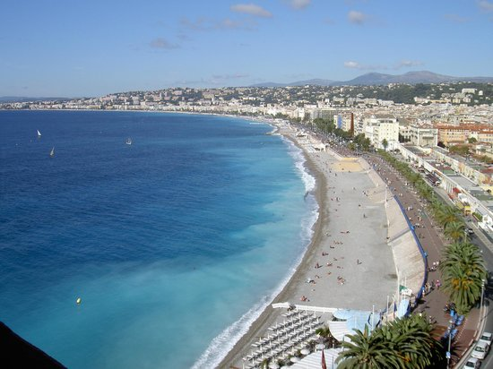 BEST WESTERN Hotel Riviera by HappyCulture : View of the bay