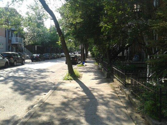 A la Carte Bed & Breakfast : 10e Avenue