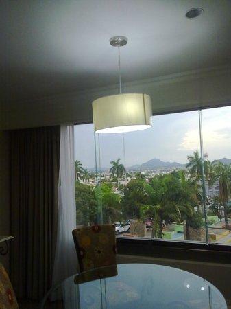 Hotel San Luis Lindavista: Excelente vista