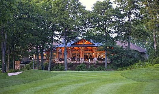 Wintergreen Resort: Devils Grill Restaurant & Patio