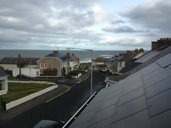 Knock Bed And Breakfast Portstewart: View from our bedroom
