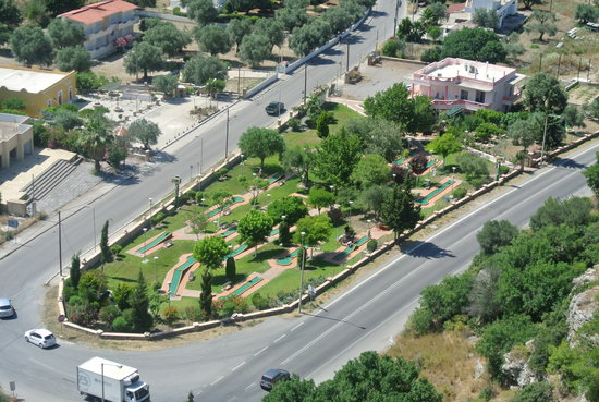 Hellas Mini Golf