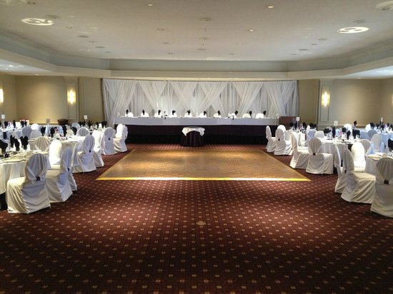 Best Western Plus Stoneridge Inn & Conference Centre: Banquet/Corporate room