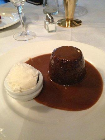 Marco Pierre White Wheelers of St. James: Dessert