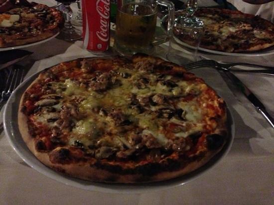 Kokalos: pizza