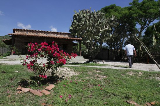 Horseback Mexico: Beautiful Grounds