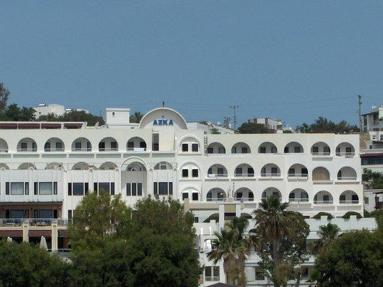 Azka Otel: Azka hotel