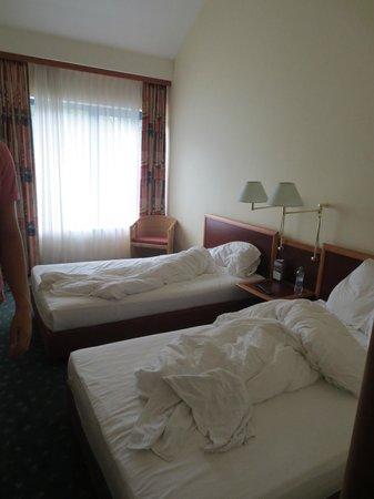 NH Prague City: Das war unsrer Zimmer 1812