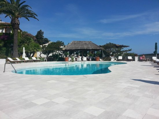 Balocco Hotel: view of the pool