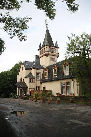 Berghotel Kockelsberg: Ingang van het hotel.