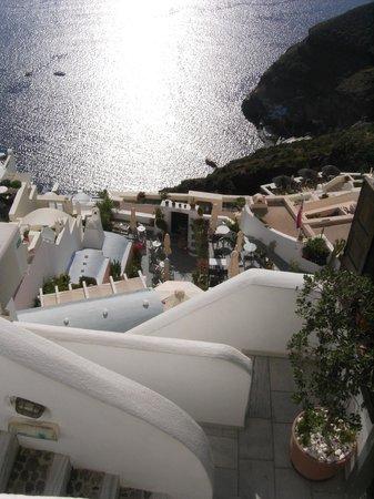 Alisaxni Resort: wonderful Santorini!!