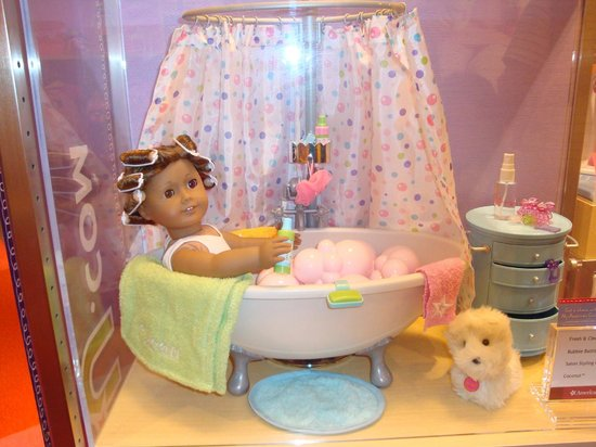 American Girl Place: Doll