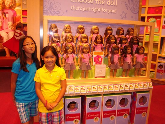 American Girl Place: Dolls