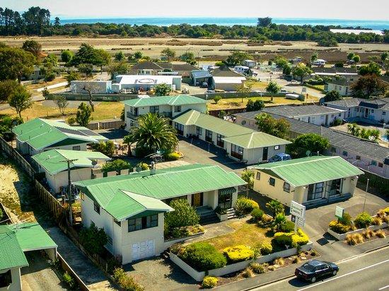 โรงแรมอาคาเดีย: Arcadia Motel