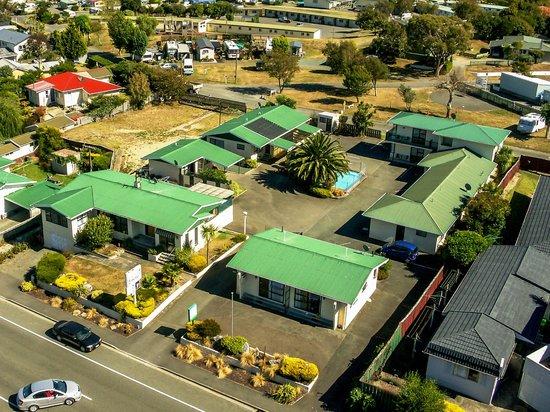 โรงแรมอาคาเดีย: Sky View Arcadia Motel