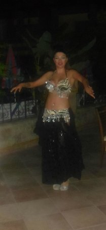Hotel Turk: Belly dancer at turkish night