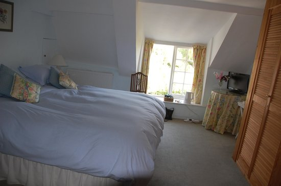 Honeycombe Cottage B&B: Our room #1.