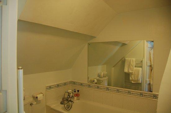 Honeycombe Cottage B&B: The bathroom.