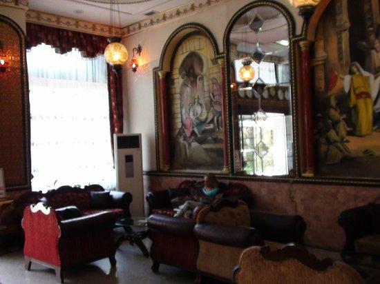 Erbil Hotel: Hall da recepção