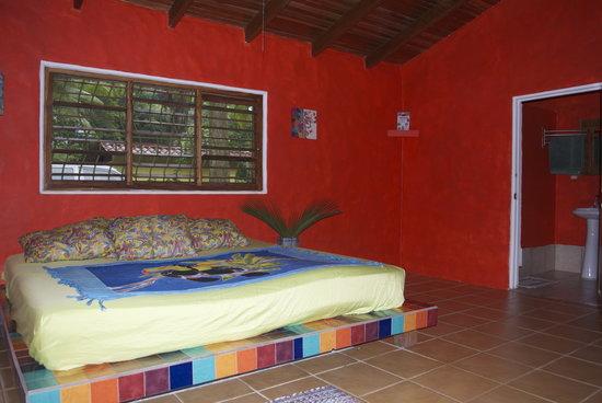 Dos Palmas Beach Cabinas: Cabina #1