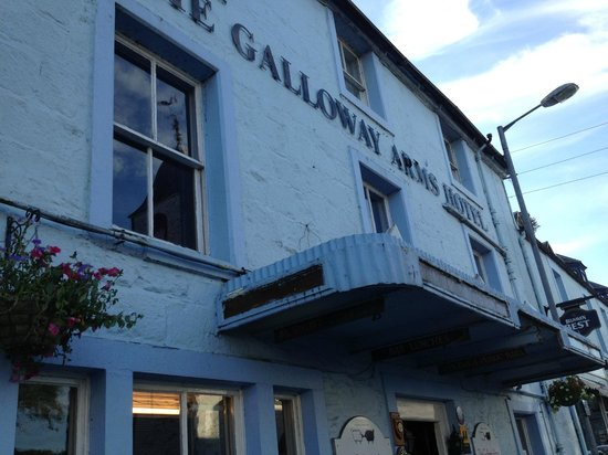 Kiloran B&B : Galloway Arms