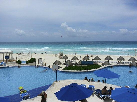 Golden Parnassus All Inclusive Resort & Spa Cancun: bliss