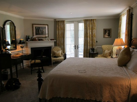 Keswick Hall: Room
