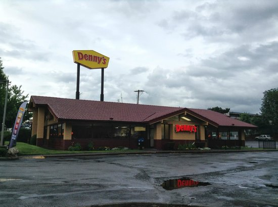 South by Southwest Skillet - Picture of Denny's, Seattle ...